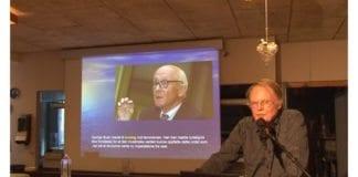 Skjermdump fra video av Olav Vidar Landsverks foredrag i MIFF Oslo 26. august 2014.