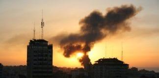 Illustrasjonsbilde fra Gaza-krigen i 2009. (Foto: Al Jazeera English, flickr.com)