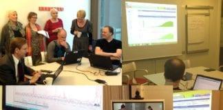 Dette bildet ble publisert på Utdanningsdirektoratets Facebook-side i forbindelse med norskeksamen i 2013. (Illustrasjonsfoto: Utdanningsdirektoratet)