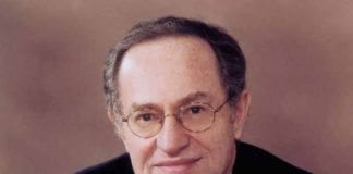 Folkerettsekspert Alan Dershowitz. (Foto: The Huntington / Flickr.com)
