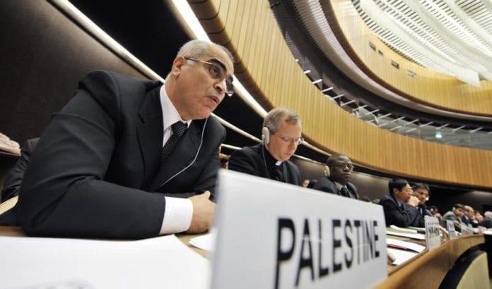 Ibrahim Khraishi er palestinernes representant i FNs menneskerettsråd. (Foto: FN / Flickr.com)