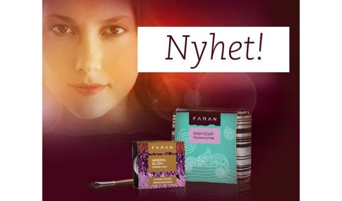 Dersom du har allergi mot «ikke-naturlige» ingredienser som finnes i de fleste såper og hudpleieprodukter, kan produktene fra Faran være løsningen.