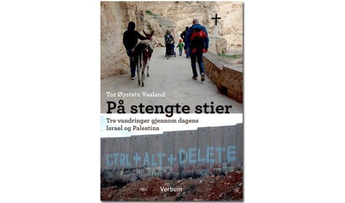 Boken På stengte stier kom ut på slutten av 2013.