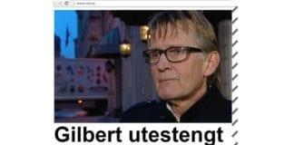 Skjermdump av toppoppslaget på Nrk.no 14. november 2014.