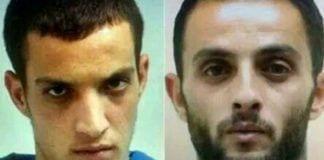 Ghassan og Odai Abu Jamal. (Foto via ynetnews.com)