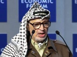Yasser Arafat. (Foto: Remy Steinegger, WEF)
