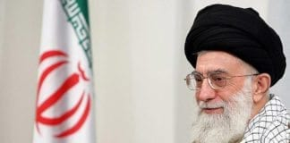 Irans leder Ayatollah Khamenei. (Foto: Wikimedia Commons)