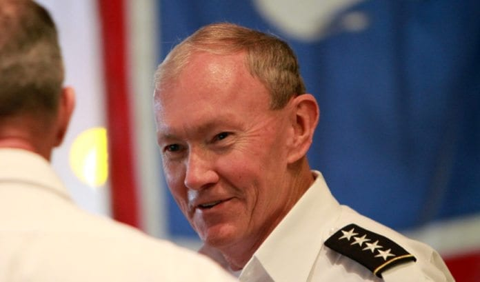 Forsvarssjef Martin E. Dempsey (foto: West Point Public Affairs)