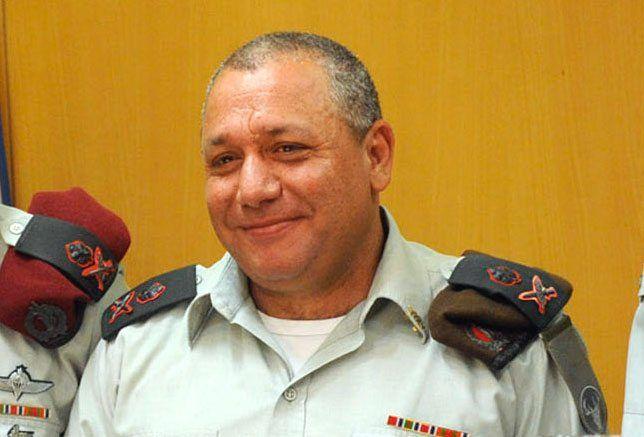 Gadi Eizenkot. (Foto: IDF)