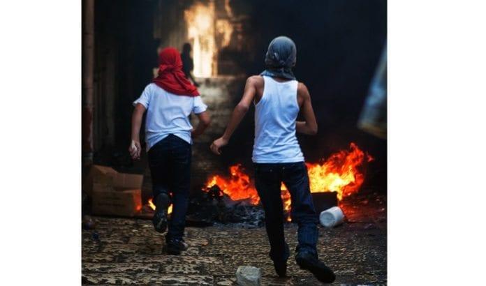 Opptøyer i gatene i Jerusalem. (Illustrasjonsfoto: Synne Tonil / Flickr CC)