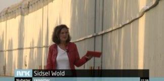 Sidsel Wold i NRK Urix 10. november 2014. (SKjermdump fra NRK)