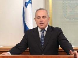 Israels energiminister Yuval Steinitz. (Foto: GPO)