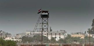 Grensen mellom Egypt og Gaza, ved Rafah. (Illustrasjonsfoto: Wikimedia Commons)