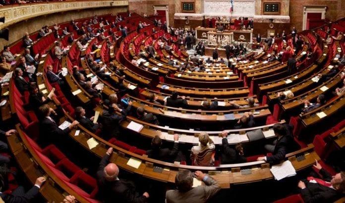 Frankrikes nasjonalforsamling vedtok tirsdag en resolusjon om å anerkjenne