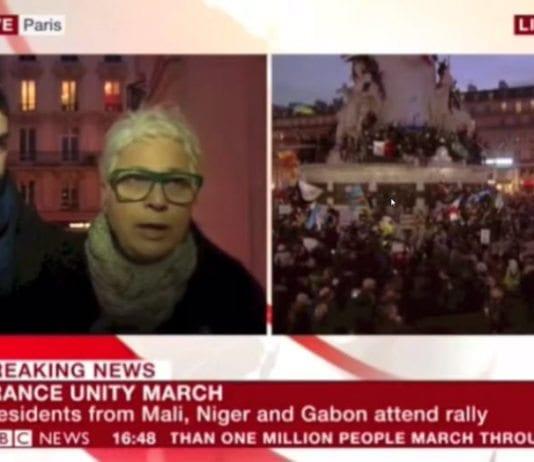 Skjermdump fra BBC, via YouTube.