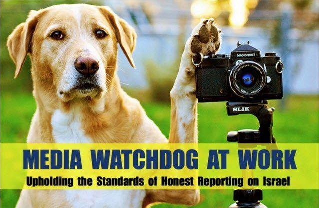 Forsiden på presentasjonen til Honest Reporting.