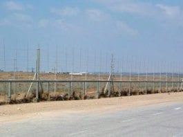 Grensen mellom Gaza og Israel. (Illustrasjonsfoto: Wikimedia Commons)