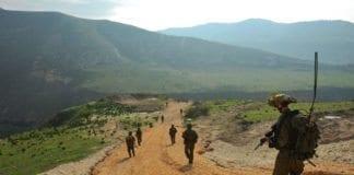 Israelske soldater i trening på Golan-høydene. (Illustrasjonsfoto: IDF / Flickr.com)