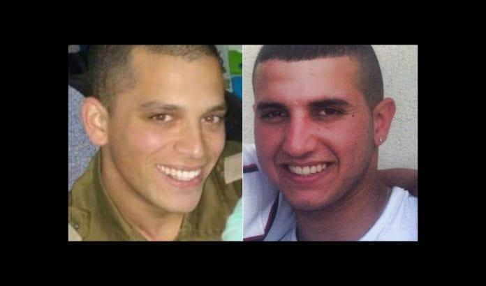 Yohai Kalangel og Dor Nini ble drept av Hizbollah-terrorister onsdag 28. januar 2015. (Foto: Privat)