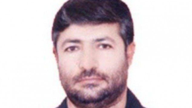 Mohammad Ali Allahdadi. (Foto: Facebook, via Timesofisrael.com)