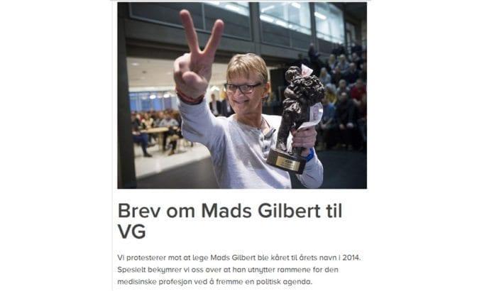 Skjermdump fra VG+.