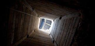 En smuglertunnel ved Rafah sett fra inngangen. (Illustrasjonsfoto: Marius Arnesen / Flickr CC)