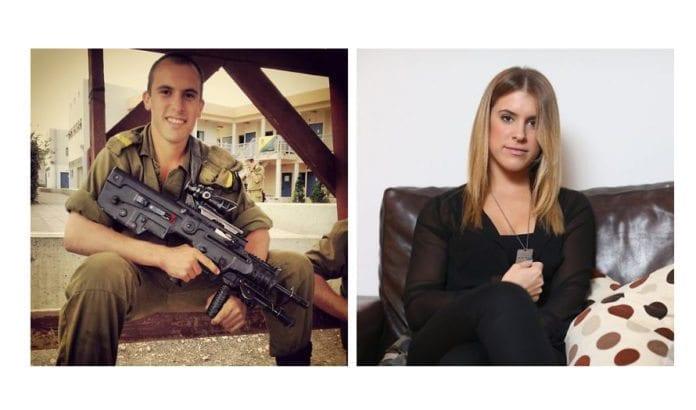 Max Steinberg ble drept under Gaza-krigen i 2014. Søsteren Paige Steinberg reagerte med å flytte fra USA til Israel. (Foto: Via ynetnews.com)