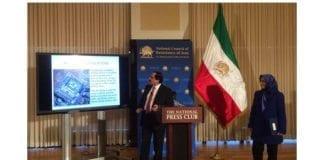 En iransk opposisjonsorganisasjon la mandag frem det de mener er bevis på at det iranske regimet hemmeligholder en atombase der det anrikes uran. (Foto: NCRI)