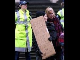 Anti-israelske demonstranter i Australia i 2010. (Illustrasjonsfoto: Takver, flickr)