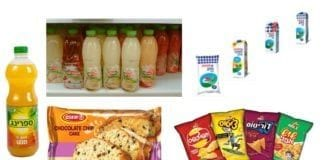 Disse produktene er nå bannlyst i de palestinske områdene på Vestbredden.
