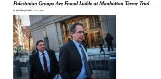 Skjermdump fra New York Times.