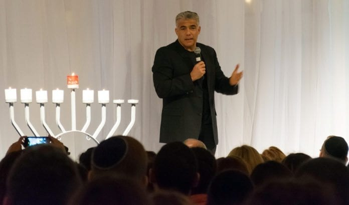 Yair Lapid. (Foto: Mark Nakasone, flickr)