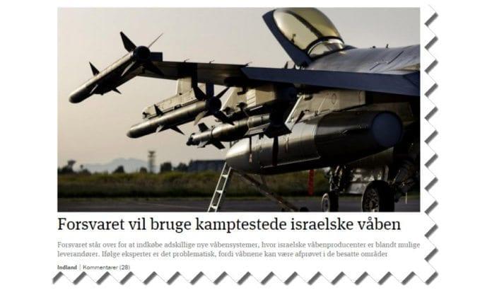 Skjermdump fra information.dk.