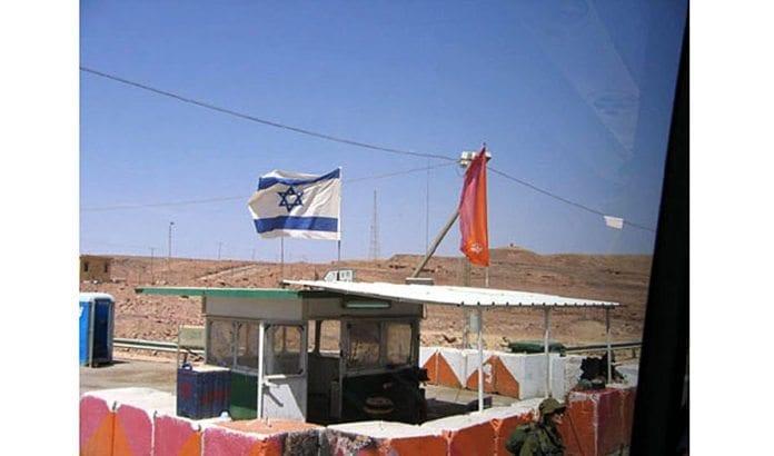 Grensen mellom Israel og Egypt. (Illustrasjonsfoto: Judy Paris / Flickr.com)