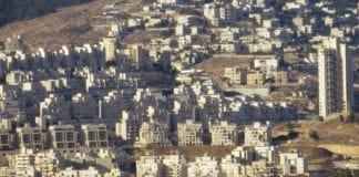 Har Homa i Øst-Jerusalem. (Illustrasjonsfoto: Alan Kotok / Flickr.com / CC)