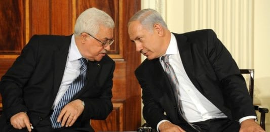 Benjamin Netanyahu og Mahmoud Abbas under samtaler i Det hvite hus i Washington D.C. i 2010. (Illustrasjonsfoto: GPO)