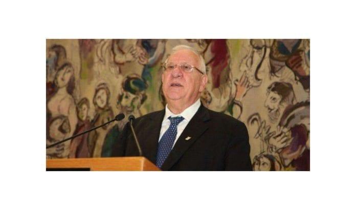 Israels president Reuven Rivlin. (Foto: Knesset)