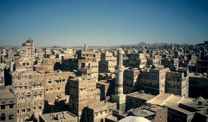 Jemens hovedstad Sana'a. (Illustrasjonsfoto: Eesti / Flickr.com / CC)