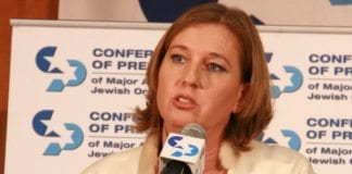 Tzipi Livni gir slipp på avtalen om å bli statsminister. (Foto: Flickr CC)