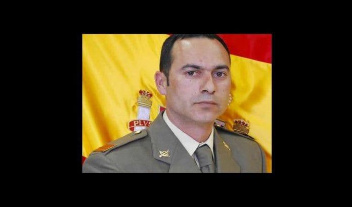 Francisco Javier Soria Toledo ble ved et uhell drept 28. januar i Israels motangrep mot Hizbollah. (Foto: FN)