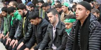 Hamas-medlemmer i Nablus (Illustrasjoinsfoto: Lodgaard / Flickr.com / CC)
