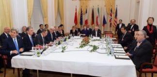 Det verserer ulike inntrykk av hva rammeavtalen mellom P5+1-landene og Iran innebærer. Her er partene samlet i Lausanne. (Foto: Det amerikanske utenriksdepartementet / Flickr.com)