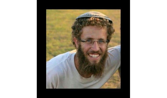 26 år gamle Shalom Yohai Sharki ble drept i en påkjørsel i Jerusalem torsdag 16. april. (Foto: Privat via Ynetnews.com)