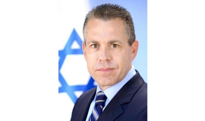 Likud-politiker Gilad Erdan er nyutnevnt minister. (Foto: Likud)