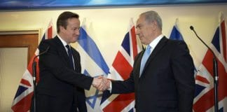 "David Cameron ""ser på Midtøsten veldig likt Netanyahu"", sier kilder som har snakket med ham på tomannshånd. (Foto: Number 10, flickr)"