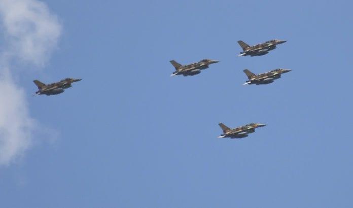 Israelske luftstyrker mistenkes for å ha stått bak et angrep i Sudan tirsdag kveld. (Illustrasjonsfoto: Zachi Evenor / Flickr.com / CC)