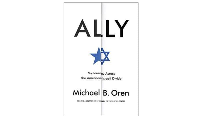 Forsiden til Michael Orens nye bok.