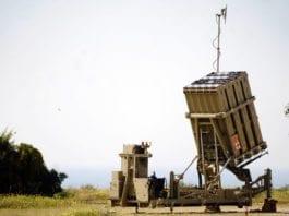 Iron Dome-batteri utplassert ved Ashkelon. (Illustrasjonsfoto: IDF / Flickr.com)