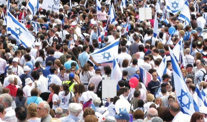 Kom til støttemarkering for Israel i Genève 29. juni. (Foto: Michael Summers, flickr)