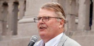 Stortingsrepresentant Hans Fredrik Grøvan (KrF). (Foto: MIFF)